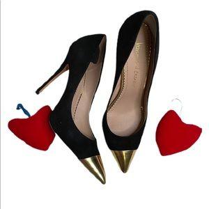 Jean-Michel Cazabat Black Heels